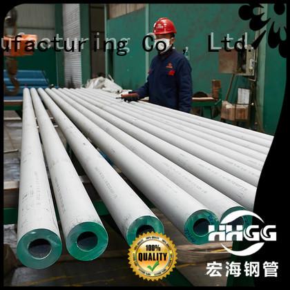 HHGG High-quality heavy wall steel tubing company for sale