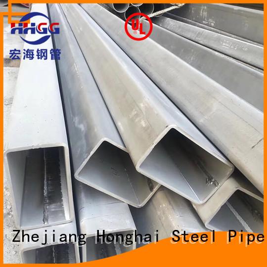 HHGG New rectangular steel tube suppliers for business bulk buy