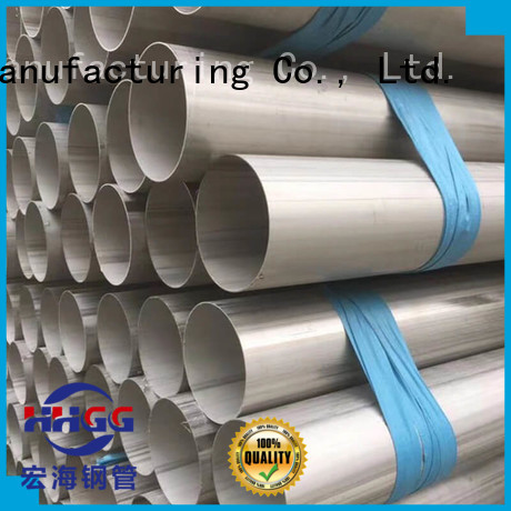 High-quality stainless steel welded pipe Supply bulk production