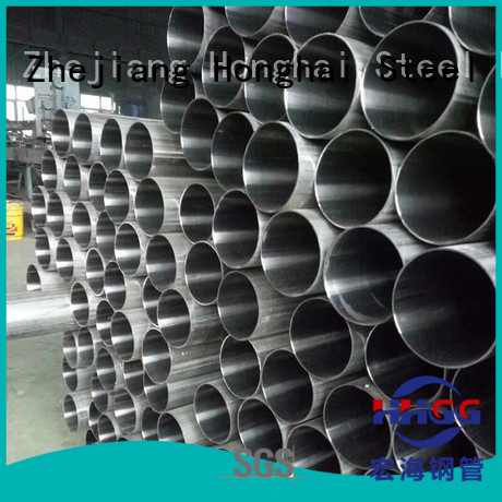 HHGG Custom welded stainless steel pipe for business bulk production