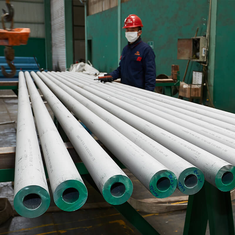 Thick Wall Stainless Steel Tube 317 310s/2520 253ma 254smo Thick Wall Pipe Corrosion-resistant