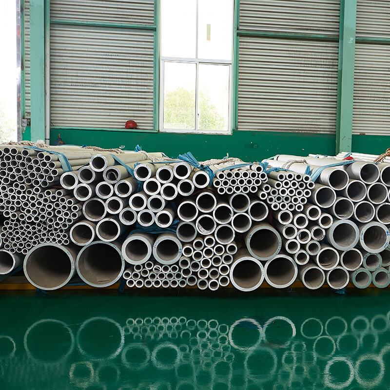 Duplex Stainless Steel Pipe S32507 Super Duplex Tubing Customized Size