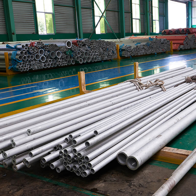 Seamless Steel Tube 317 310s/2520 253ma 254smo SS Seamless Pipe Heat Corrosion Resistant