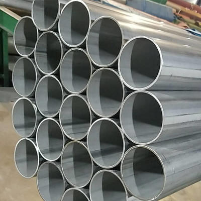 Welded Steel Pipe Sus304 316 Stainless Steel Welded Pipe 321 347 All Size Available