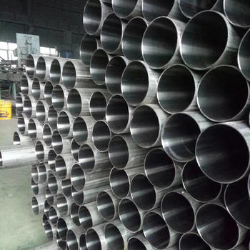 Welded Stainless Steel Pipe  316ti 309s 904l C-276 Welded Tubing Customized Size