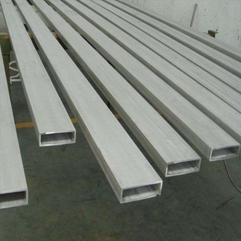 New 316 stainless steel rectangular tubing factory for promotion-1