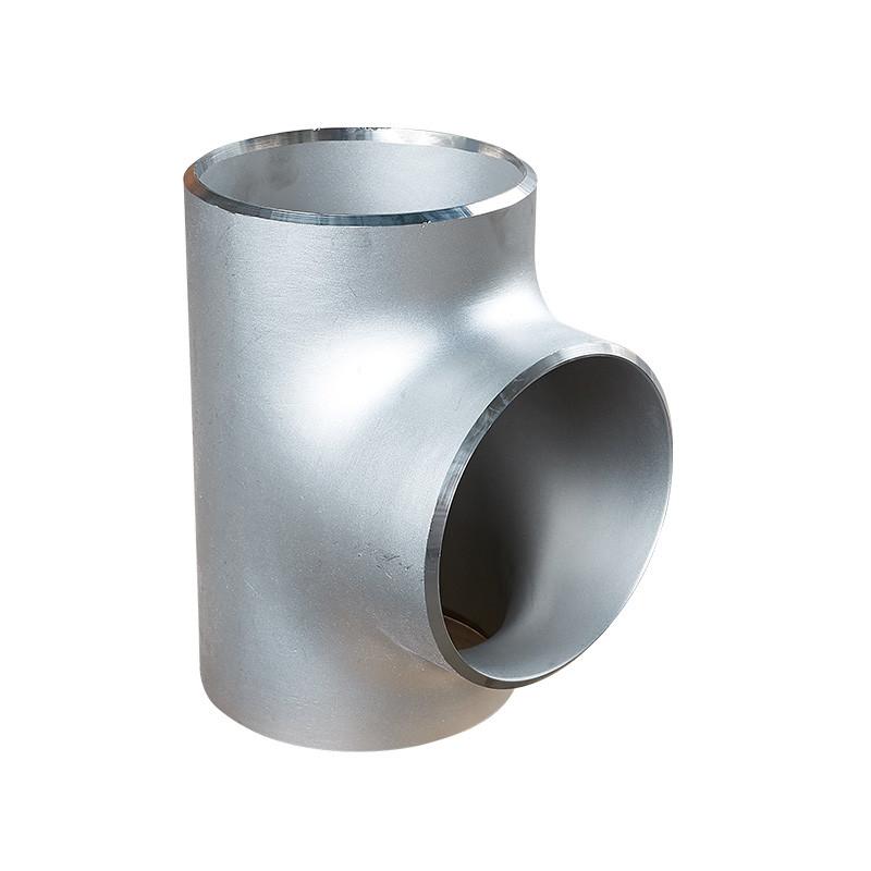 Welded Steel Pipe Fittings SUS304 316 Elbow SS Pipe Fittings 321 347