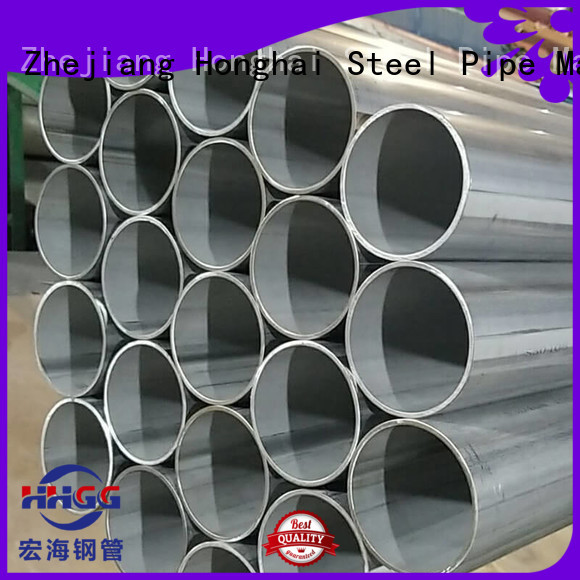 HHGG welded tubing factory for promotion