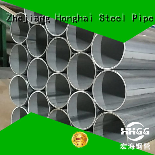 HHGG New ss welded pipe Supply for sale