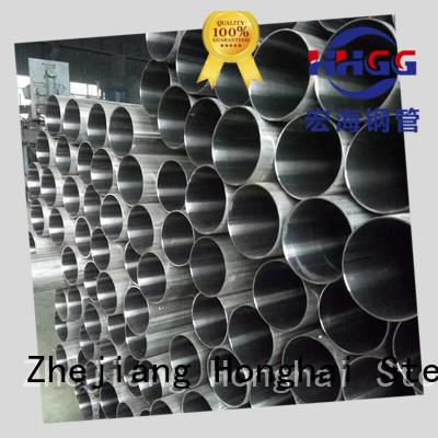 HHGG welded stainless steel pipe for business bulk buy