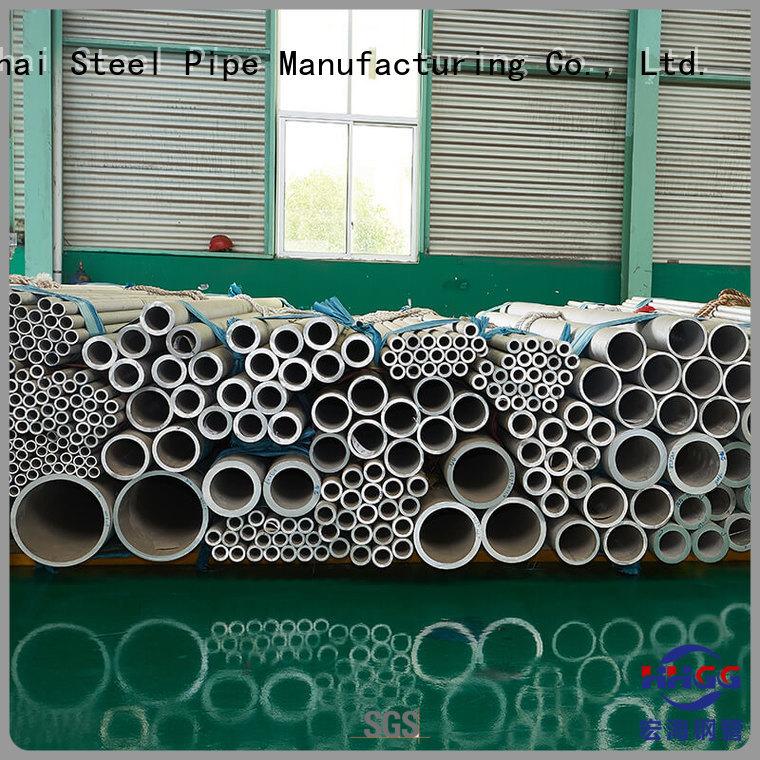 New 2507 super duplex tubing company bulk production