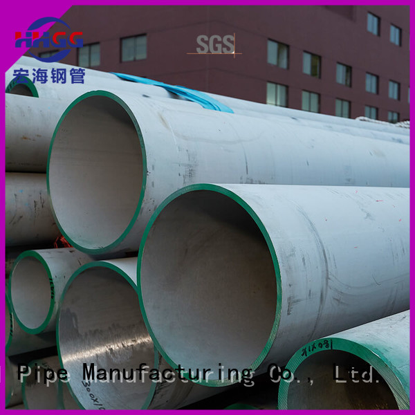 HHGG seamless 304 stainless steel tubing manufacturers for promotion