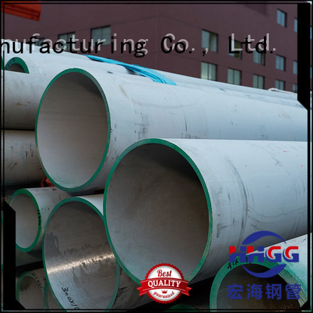 HHGG stainless steel seamless pipe manufacturer factory for sale