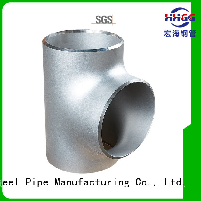 HHGG weldable pipe fittings company for sale