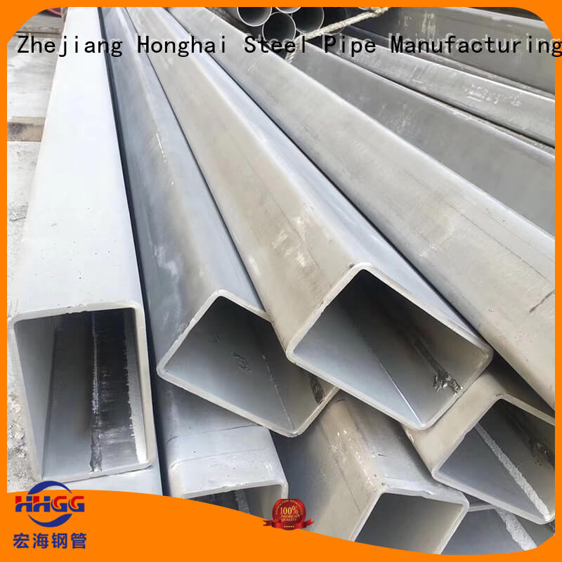 High-quality ss rectangular tube Supply bulk buy