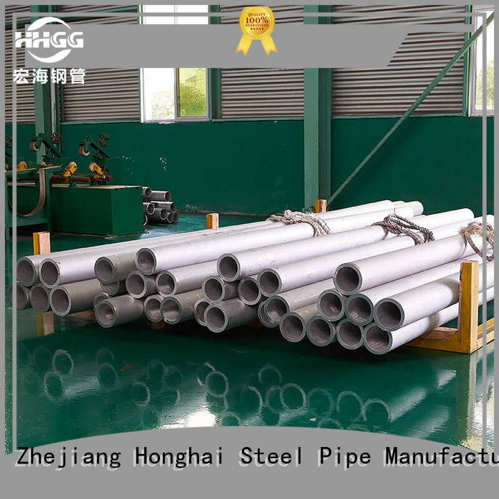 HHGG Wholesale stainless steel pipe tube Suppliers for promotion
