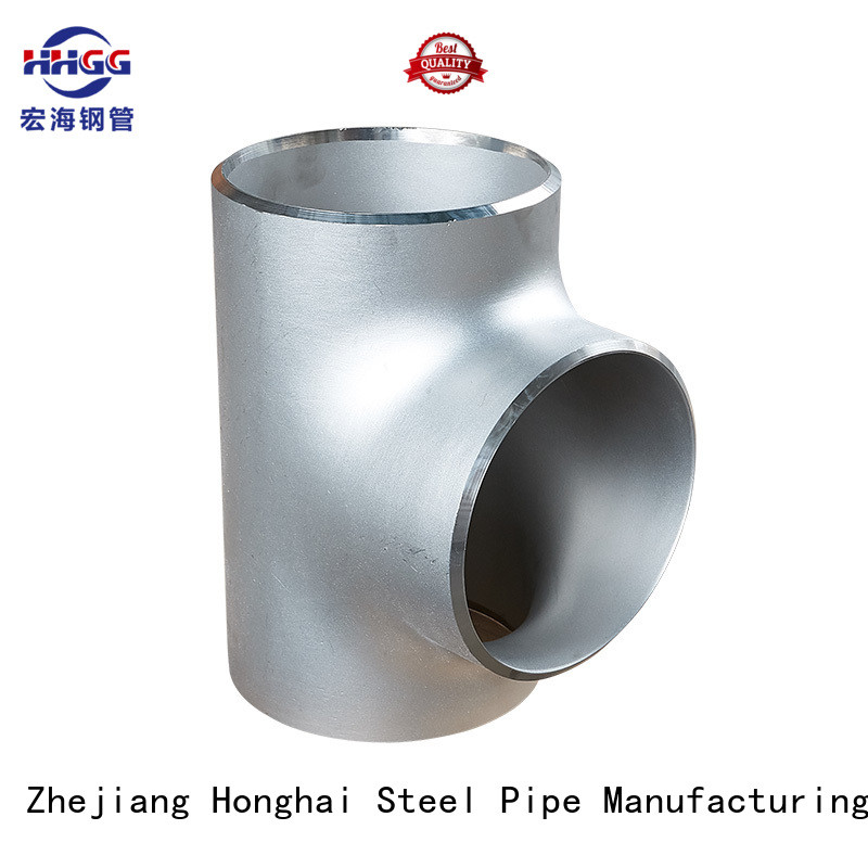 HHGG Best weldable steel pipe fittings for business for sale