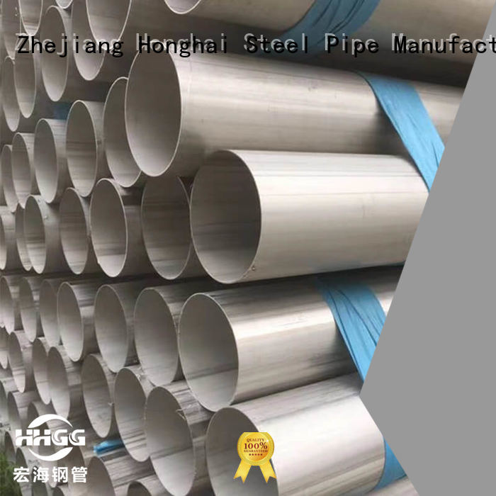 Top welded stainless steel tube Supply for sale