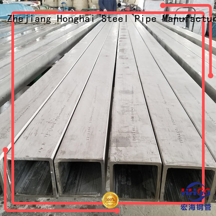 Latest stainless square tube manufacturers on sale