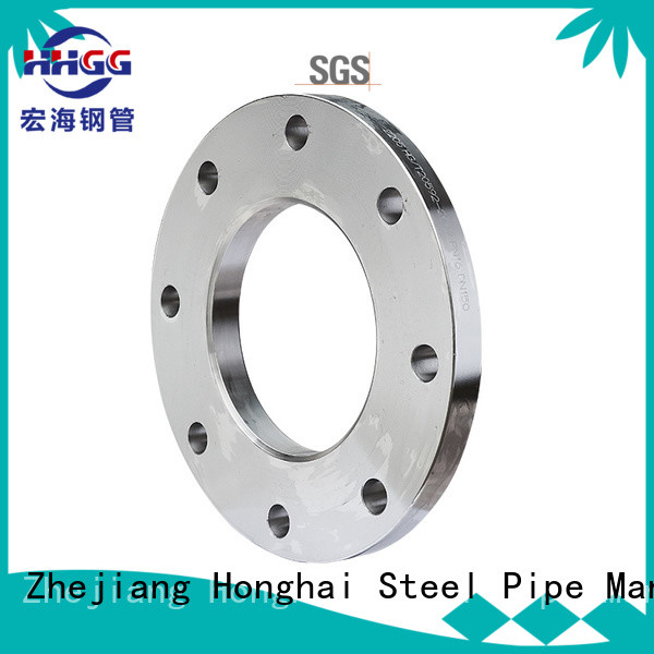 HHGG stainless steel square flange for business for promotion