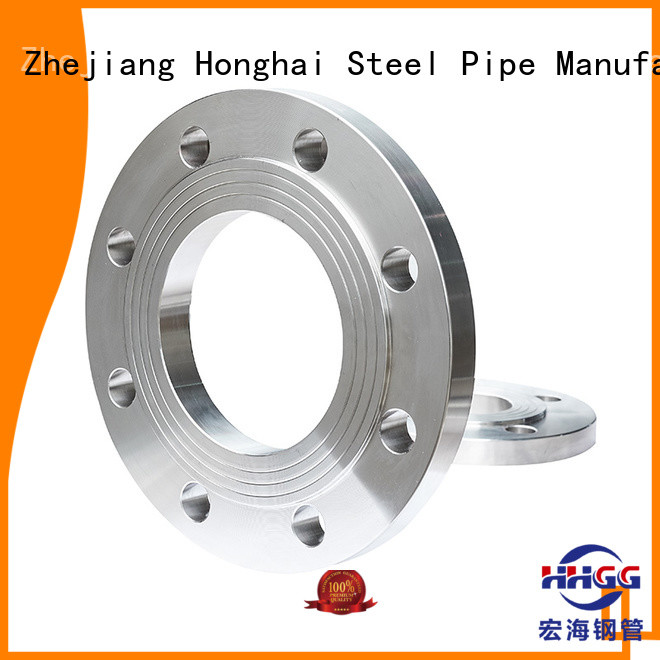 Custom stainless steel tube flanges for business for promotion