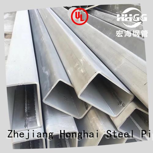 New stainless rectangular tube company bulk production