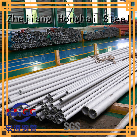 HHGG stainless steel seamless tube manufacturers for business bulk production