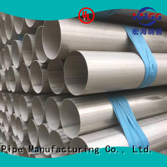 Latest welded stainless steel tube manufacturers bulk production