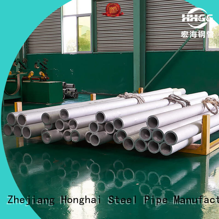 HHGG heavy wall stainless tube for business on sale