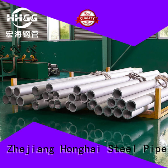 HHGG heavy wall stainless tube Suppliers for promotion