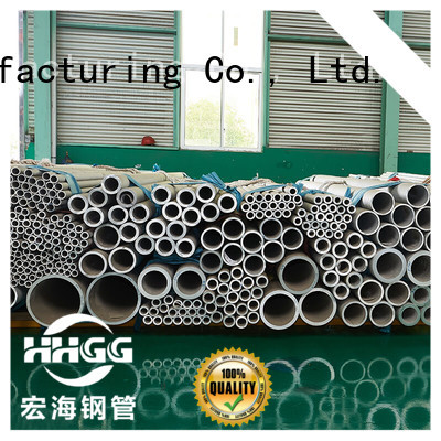 HHGG Wholesale 2205 duplex stainless steel pipe company bulk buy