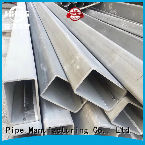 Latest ss rectangular tube Supply bulk buy