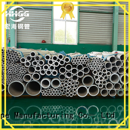 HHGG duplex stainless steel pipe supplier company for sale