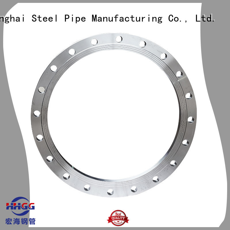 HHGG High-quality stainless steel flange company
