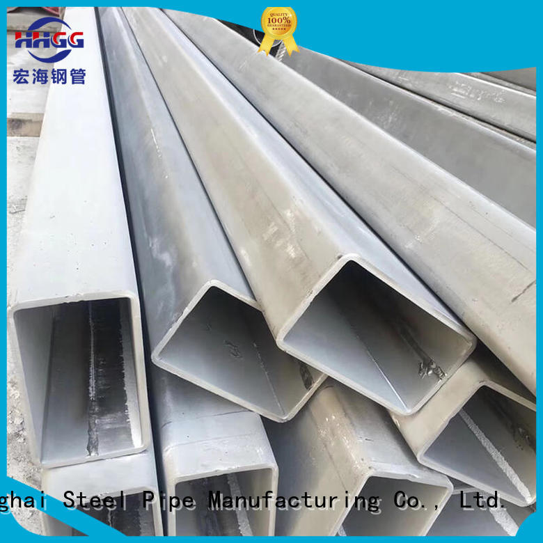 Wholesale stainless steel rectangular tubing suppliers for business for promotion