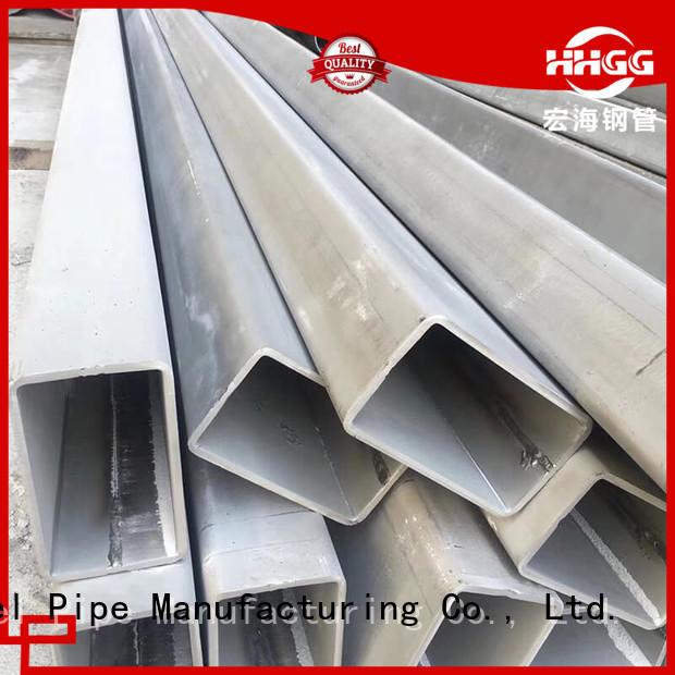 HHGG rectangular steel tubing company for sale