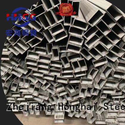 HHGG rectangular steel tubing manufacturers bulk buy