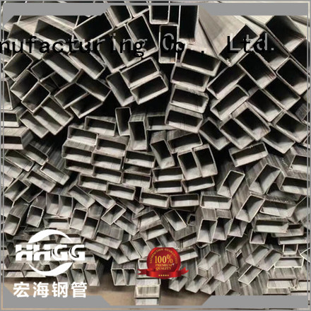HHGG steel rectangular pipe Suppliers for promotion