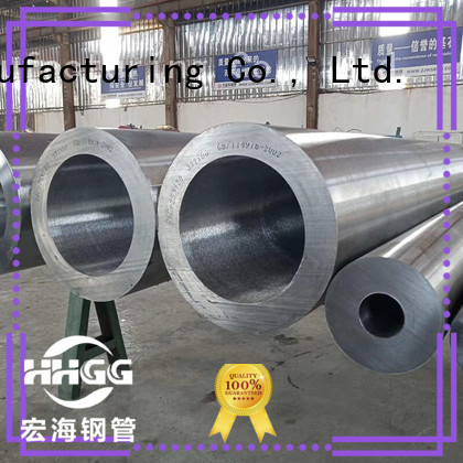 HHGG Custom 304 stainless steel pipe Suppliers on sale