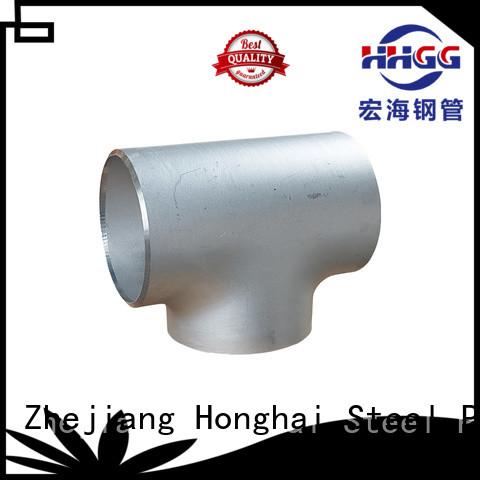 HHGG stainless steel threaded pipe fittings Supply bulk production