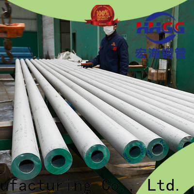 HHGG Latest stainless steel pipes and tubes factory on sale