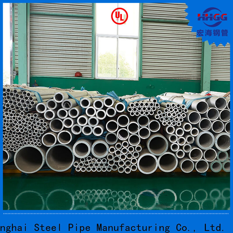 Custom 2205 duplex stainless steel pipe for business on sale