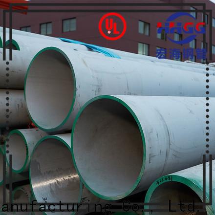 HHGG stainless seamless tubing for business bulk production