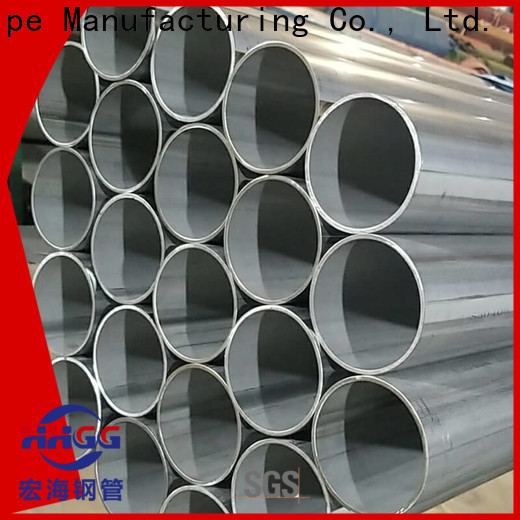 HHGG Top stainless steel welded pipe manufacturers Supply