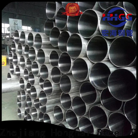 New stainless steel welded tube manufacturers factory bulk production