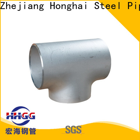 HHGG Wholesale ss316 pipe fittings for business bulk production