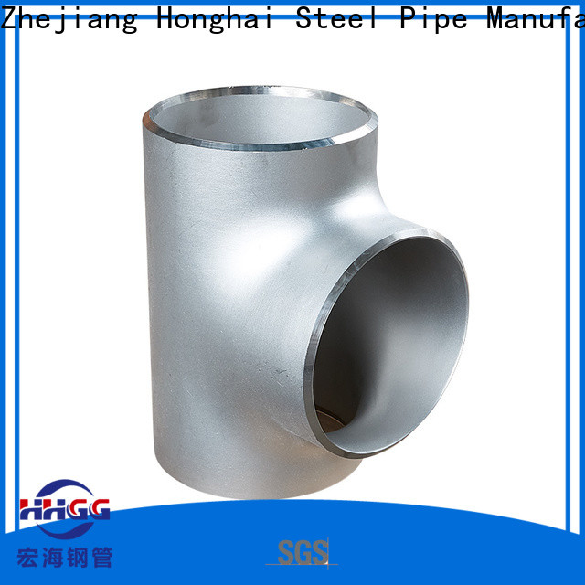 HHGG Best weldable stainless steel pipe fittings factory for promotion