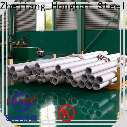 HHGG stainless steel round pipe factory bulk buy