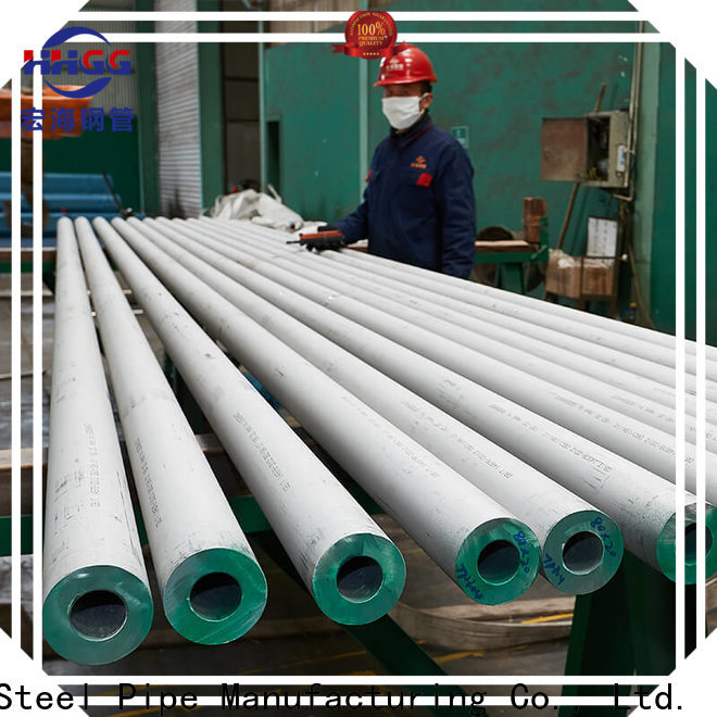 Latest thick wall stainless steel pipe Supply bulk buy