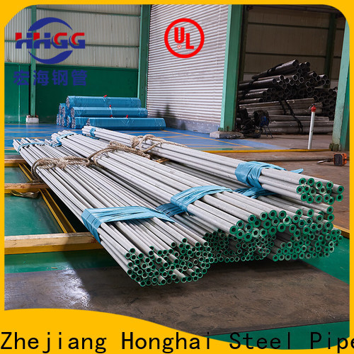 HHGG thick wall steel tubing company bulk production